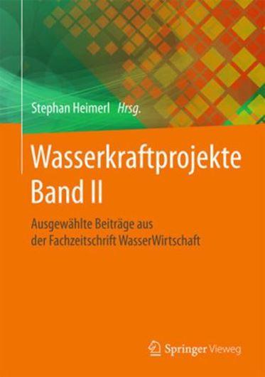 Wasserkraftprojekte Band II E-Book